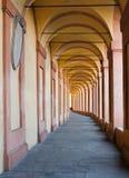 San Luca kolumnada zdjęcia royalty free