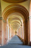 San Luca kolumnada fotografia royalty free