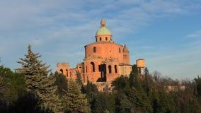 San Luca Sanctuary almacen de metraje de vídeo
