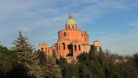 San Luca Sanctuary video d archivio