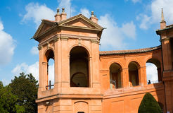 San Luca Sanctuary Stock Photography