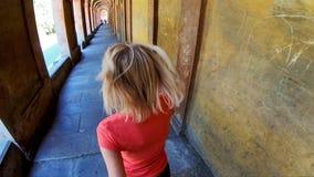 San Luca sanktuarium schody zbiory