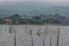 San Lucas Toliman, Solola, Guatemala Imagem de Stock