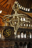 San Lucy a Costantinopoli immagine stock
