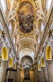 San Luigi dei Francesi Obraz Stock