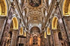 San Luigi dei Francesi Stock Images