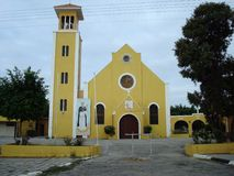 San Luis Beltran Church Lizenzfreie Stockfotos