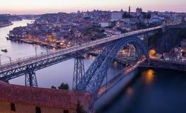 San Luis Bridge Royalty-vrije Stock Foto