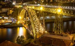 San Luis Bridge Stockfotografie