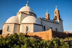 San Luis Church Historic Landmark Fotografía de archivo