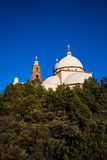 San Luis Church Historic Landmark royaltyfri foto