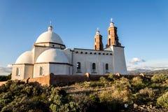 San Luis Church Historic Landmark Foto de archivo libre de regalías
