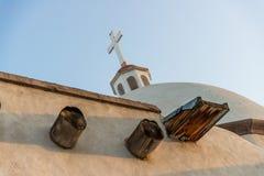 San Luis Church Historic Landmark Imagen de archivo libre de regalías
