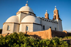 San Luis Church Historic Landmark Stock Photography