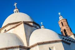 San Luis Church Historic Landmark Stock Image
