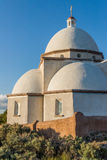San Luis Kościelny Historyczny punkt zwrotny Zdjęcia Stock