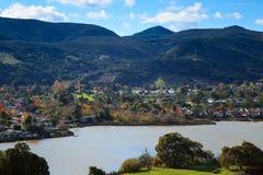 San Luis Obispo,加利福尼亚 免版税库存照片