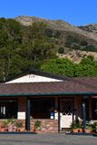 San Luis Obispo, USA - 14. Juli 2016: malerische Stadt im Sommer Stockfotografie