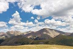 San Luis Peak, Rocky Mountains Stock Photos