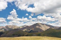 San Luis Peak, Rocky Mountains Stock Photos