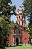San luis Potosi-Kirche lizenzfreie stockfotografie