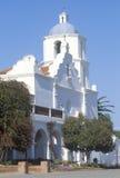The San Luis Regional Mission Church de Francia in San Diego California Stock Photos