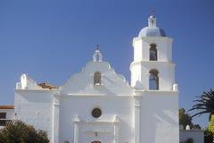 The San Luis Regional Mission Church de Francia in San Diego California Royalty Free Stock Photo
