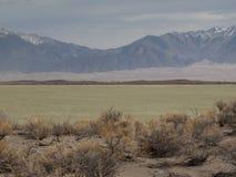 San Luis Reservoir Stock Photography