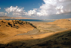 San Luis Reservoir Royalty Free Stock Images