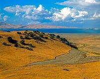 San Luis Reservoir, California Stock Photography