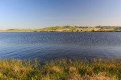San Luis Reservoir State Recreation Area. California Stock Photography