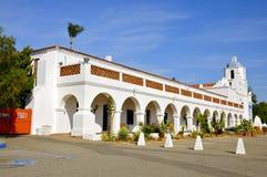 San Luis Rey de mission Photos stock