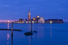 San maggiore Giorgio Fotografia Stock