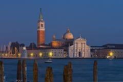 San maggiore Giorgio Zdjęcie Royalty Free