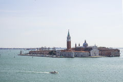San Maggiore, Venice Royalty Free Stock Images