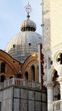 San Makro- katedralna architektura obraz royalty free