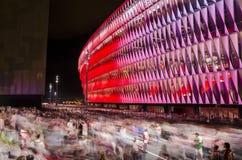 San mames Bilbao zdjęcia royalty free