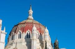 San Manuel e San Benito Church no Madri, Espanha imagens de stock