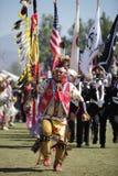 San Manuel Indians Pow Wow - 2012. SAN BERNARDINO, CALIFORNIA, USA, OCTOBER 13, 2012. The San Manuel Band of Indians hold their annual Pow Wow in San Bernardino royalty free stock images