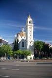 San Manuel and San Benito church Royalty Free Stock Images