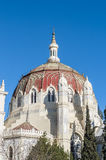 San Manuel and San Benito Church in Madrid, Spain stock photos