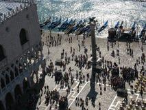 San Marco Fotografia Stock Libera da Diritti