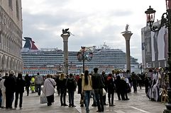 San Marco Lizenzfreies Stockbild