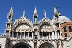 San Marco Basilica Stock Photo