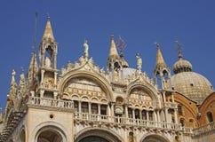 San Marco Basilica Royalty Free Stock Photography