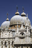 San Marco Basilica. Royalty Free Stock Photography