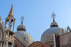 San Marco Basilica. Royalty Free Stock Images