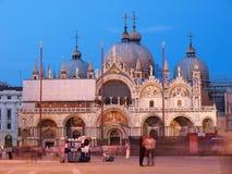 San Marco Basilica, Venice Stock Photography