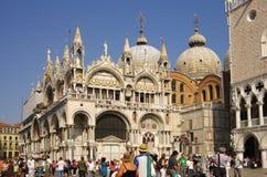 San Marco Basilica Stock Photos