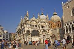 San Marco Basilica Stock Image